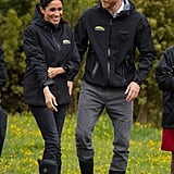 Meghan Markle's Muck Boot Company Reign Boots October 2018