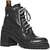 Miu Miu Lugged Combat Boot