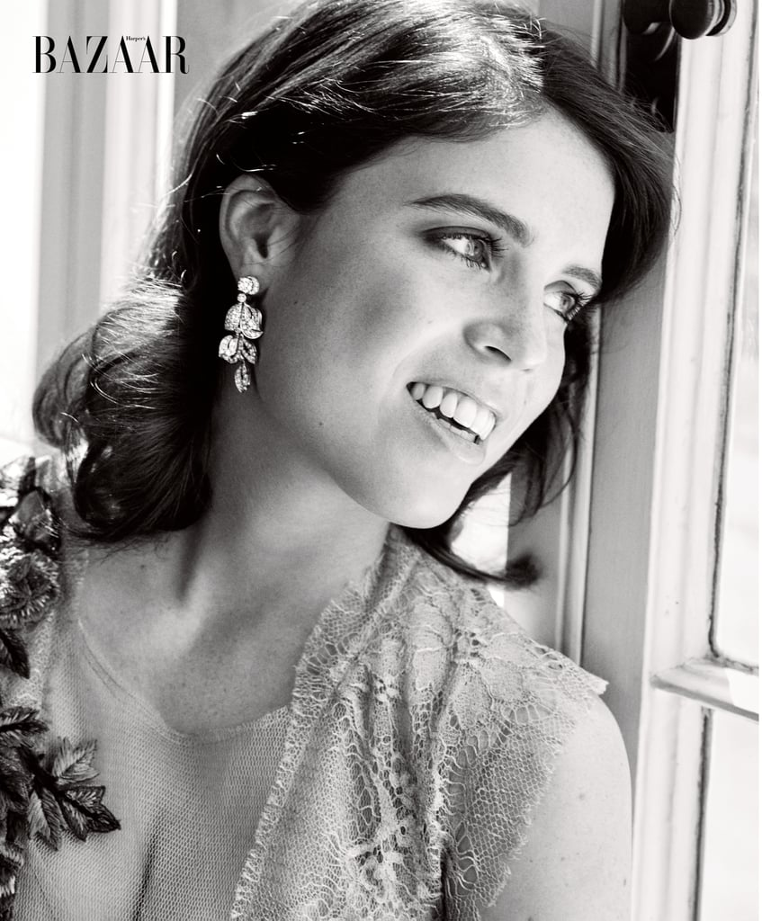 Princess Eugenie in Harper's Bazaar September 2016