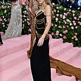 Lily-Rose Depp at the 2019 Met Gala