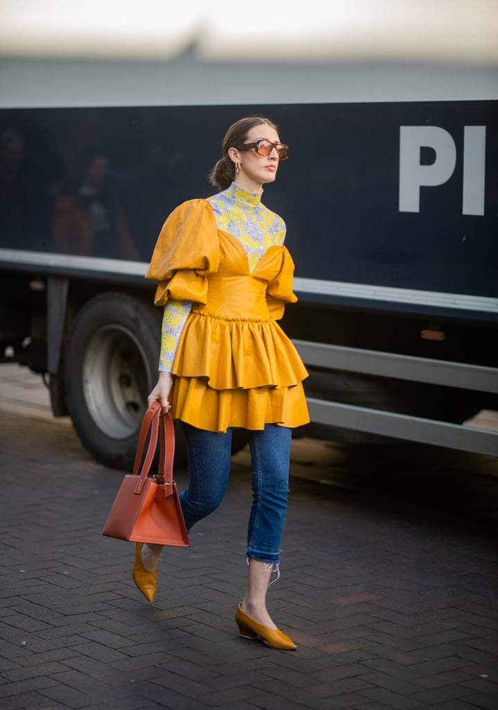 Mustard Mixing With a Frayed Pair