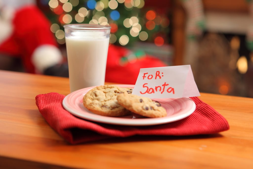 Leave Santa a late-night snack