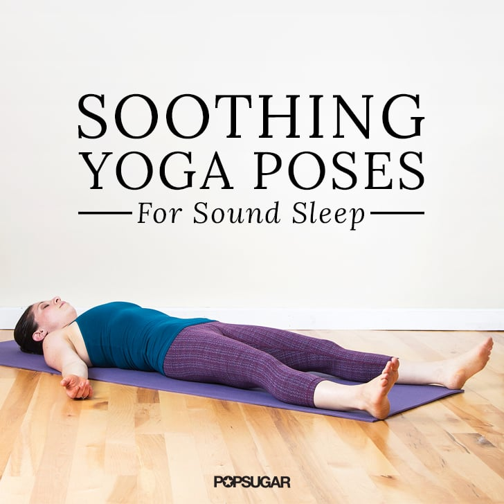 This Yoga Sequence Is Even Better Than a Before-Bed Massage