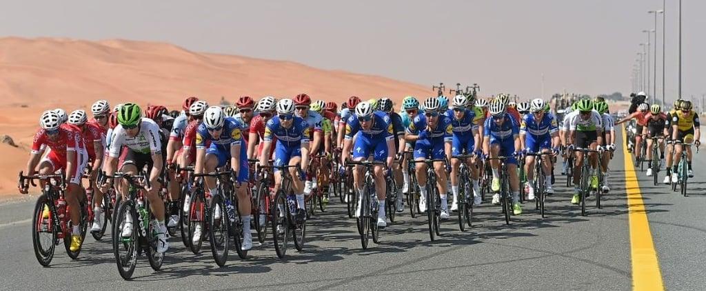 سباق طواف الإمارات للدراجات الهوائية ينطلق من جديد في فبراير