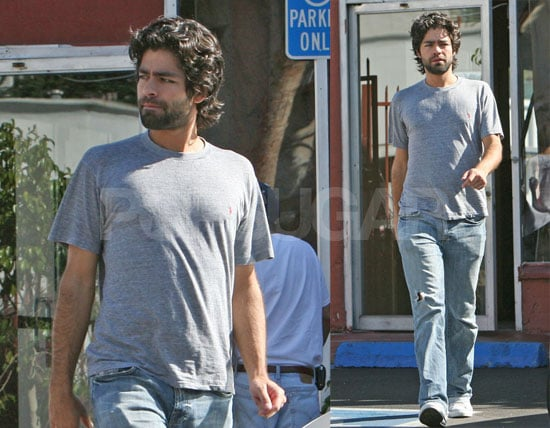 Adrian Grenier's Got Himself a Lemon