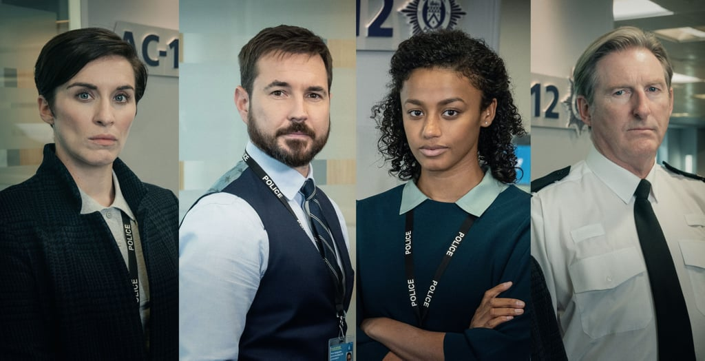 Meet the Line of Duty Series 6 Cast