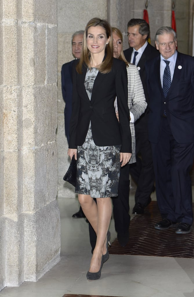 Queen Letizia