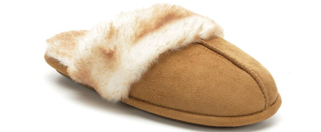 Jessica Simpson Memory Foam Slippers on Amazon | Review