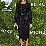Chrissy Teigen Wearing Michael Kors Collection