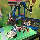 Ben 10 Rustbucket Transforming Alien Playset