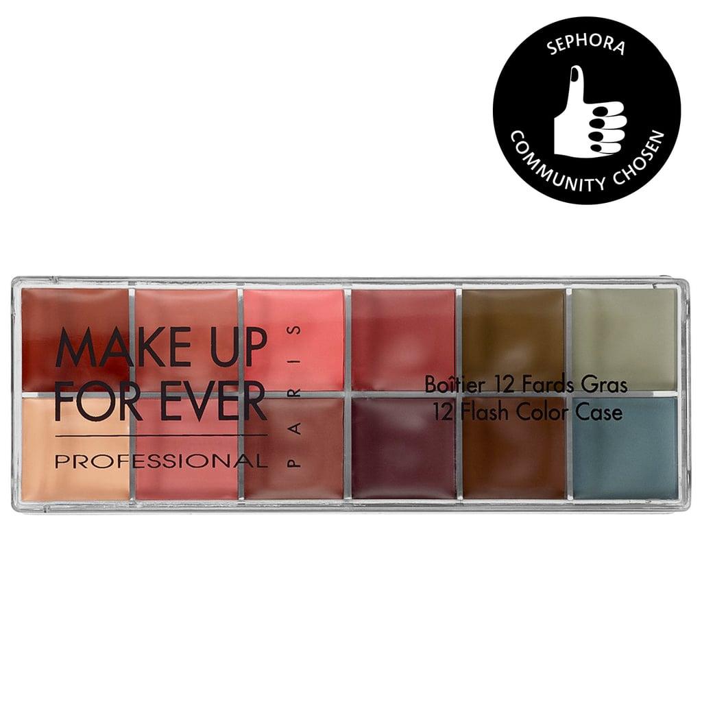 Make Up For Ever Flash Color Palette Multiuse Cream Color Palette