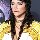Kesha Wore a Mullet to the 2019 AMAs