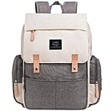 Diaper Bag Backpack With Large-Capacity Insulated Pockets