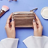 Aldo Nydiling Rose Gold Zip Wallet