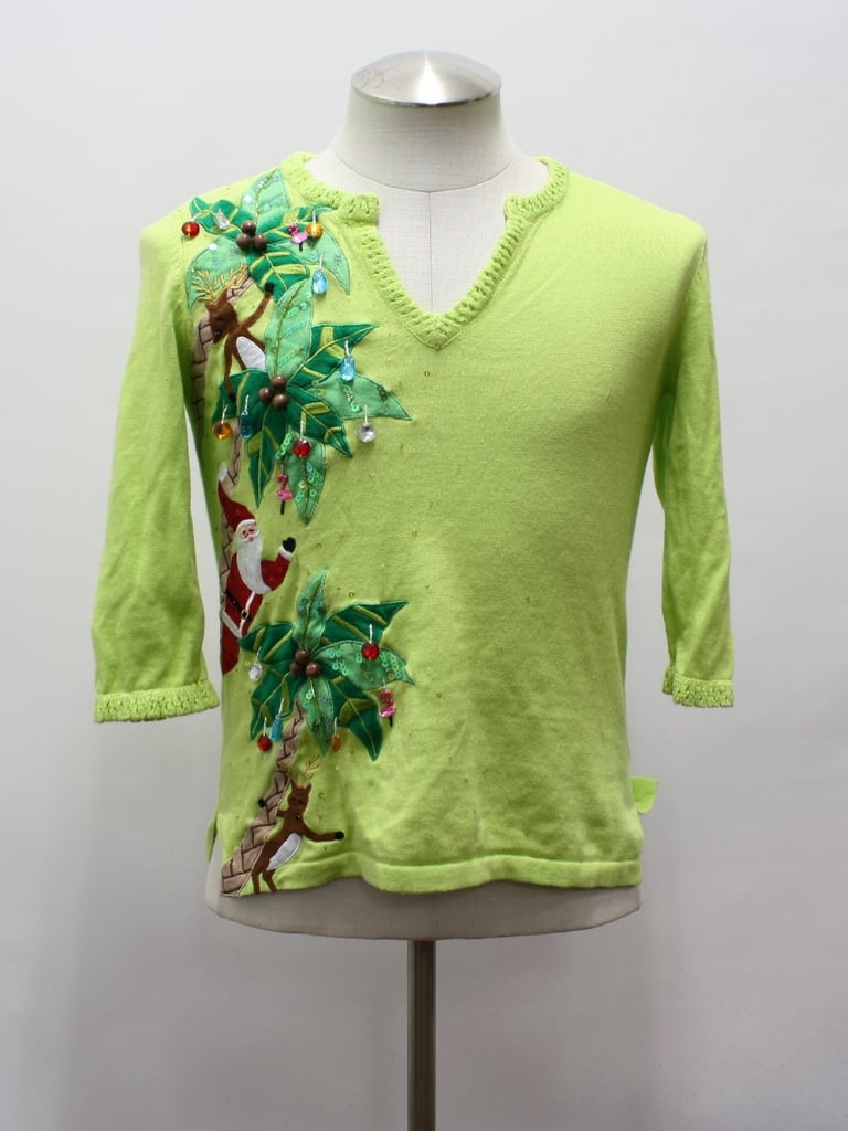 A Lime Green Disaster