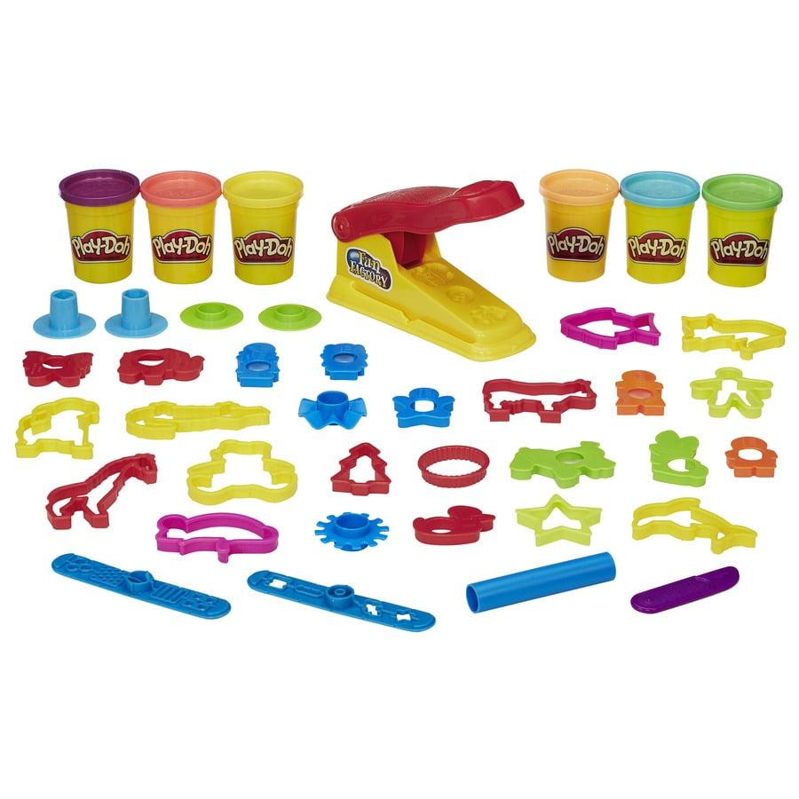 Play Doh Play Doh Fun Factory Deluxe Set