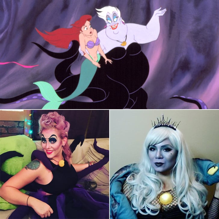 Ursula sea witch costume diy popsugar love sex ursula sea witch costume diy solutioingenieria Images