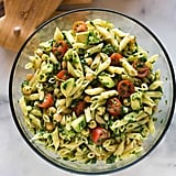 Spinach-Avocado Pasta Salad