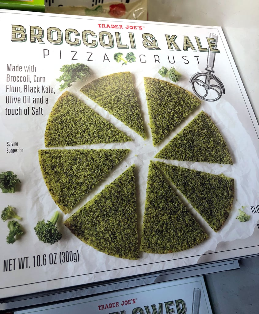Trader Joe's Broccoli and Kale Pizza Crust Review