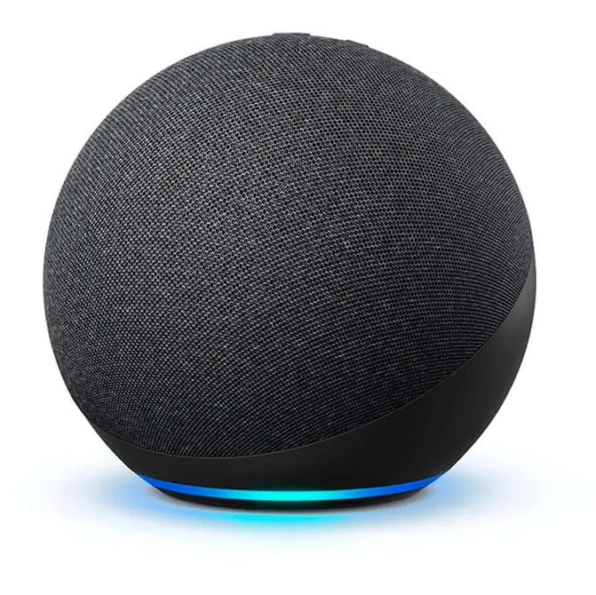 Amazon Echo (4th Gen) in Charcoal