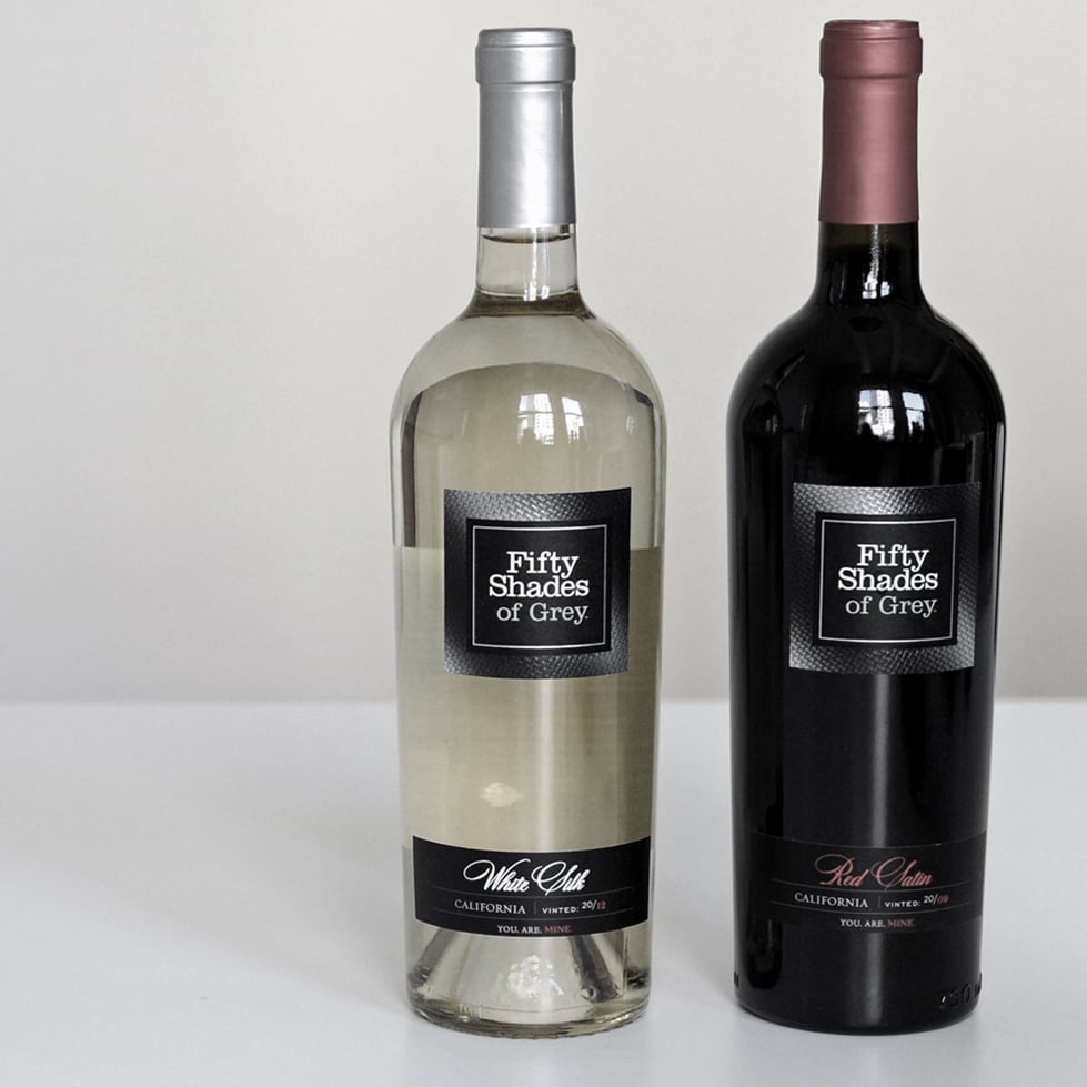 Fifty Shades of Grey Wine ($18 each)