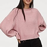 H&M Chenille Sweater
