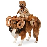 Bantha with Tusken Raider Pet Costume by Rubie's - Star Wars