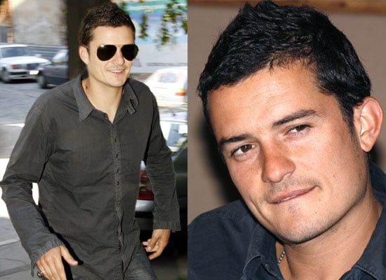 Photos Of Orlando Bloom In Sarajevo And More Information About His Film Adaptation Of Bill Carter's Memoir Fools Rush In