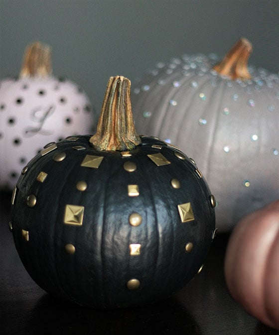 Edgy Chic Pumpkins