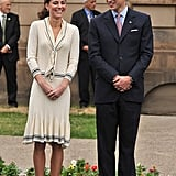 The Royal Couple in Canada