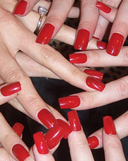 All About Acrylic Nails