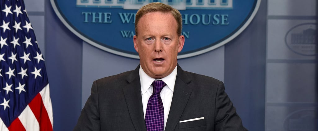 7 of the Best Memes Sean Spicer Gave Us While He Lasted