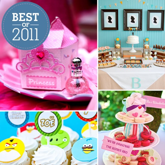 Best of 2011: The Year's Most Stylish Birthday Parties