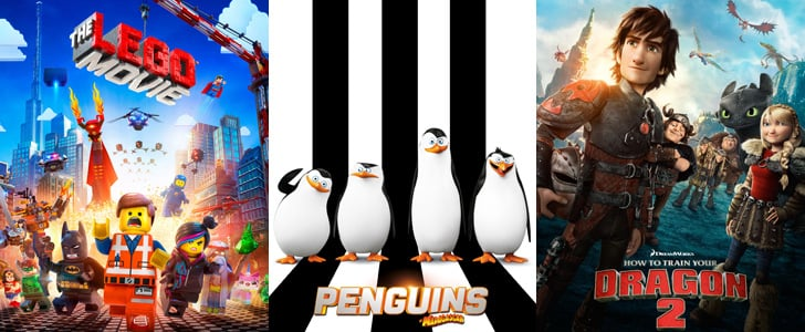 What Is the Best Animated Movie of 2014?