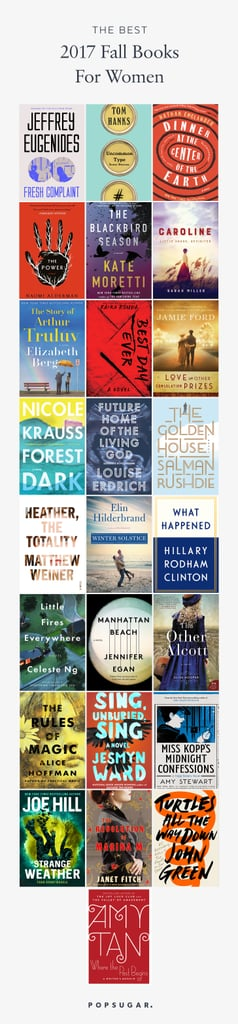 Best 2017 Fall Books For Women