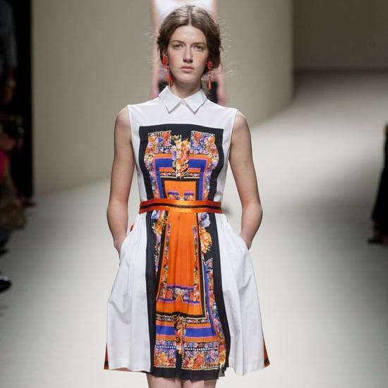 Alberta Ferretti Spring 2014 Runway | Milan Fashion Week