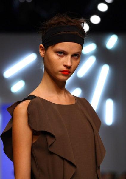 London Fashion Week: Betty Jackson Spring 2009