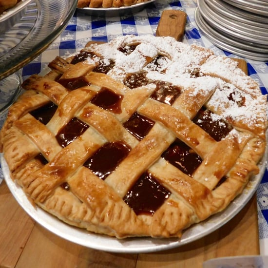 Dominique Ansel's Salted Caramel Apple Pie Recipe
