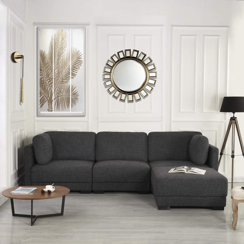 Modular Convertible Sectional Sofa | 16 Stylish Sectional ...
