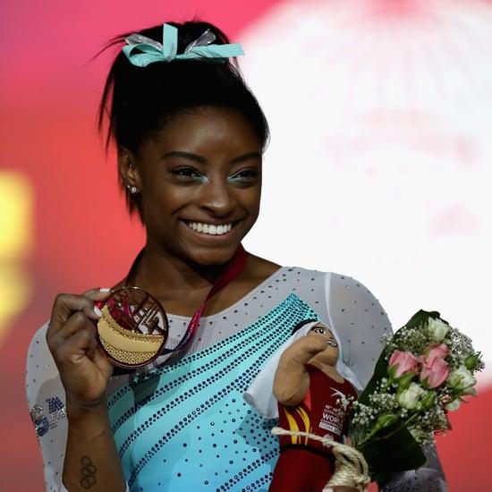Simone Biles 2018 All-Around World Champion