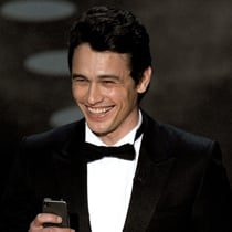James Franco's Image After the Oscars
