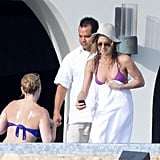 Pictures of Jennifer Aniston Bikini