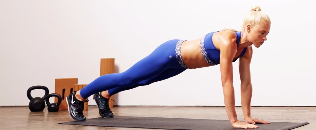This CrossFit Workout May Sound Insane, but It's Totally Doable
