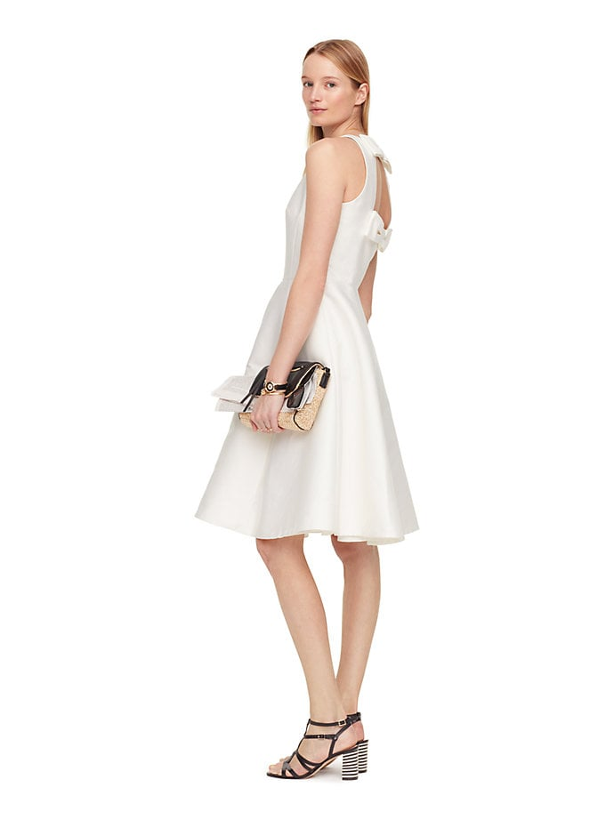 Kate Spade Double Bow Back Dress ($448)   Wedding Dresses You Can ...