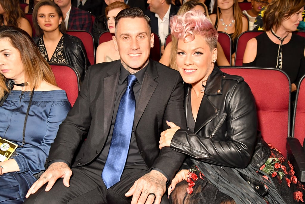Pictured: Carey Hart and Pink