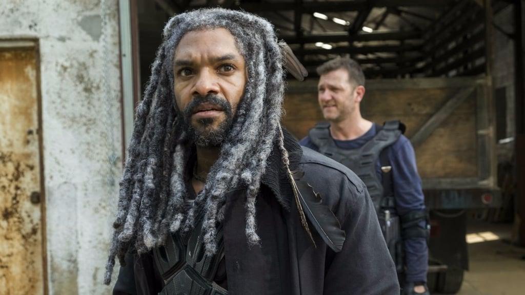 Hot Photos of The Walking Dead's Khary Payton
