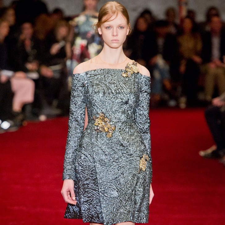 Serious Luxury From Erdem's Autumn/Winter 2014 Collection