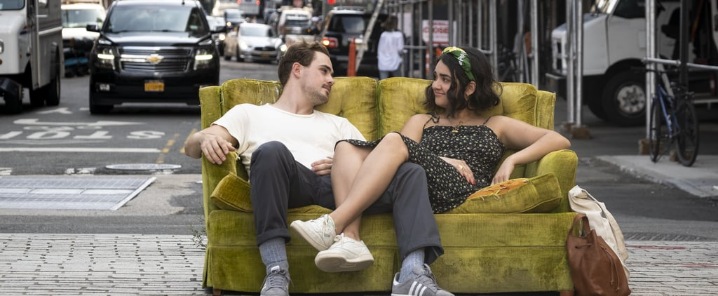 Geraldine Viswanathan and Dacre Montgomery Interview