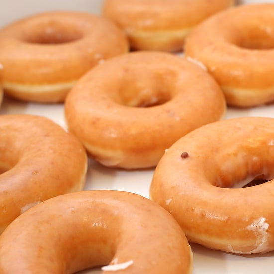 Krispy Kreme Is Giving Free Doughnuts to Healthcare Workers