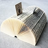 Book Business-Card Holder